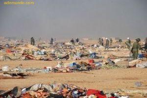"""""""Marruecos desmantela campamento"""""""