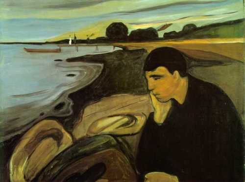 Melancolia E. Munch